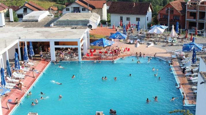 Pribojska Banja bazeni